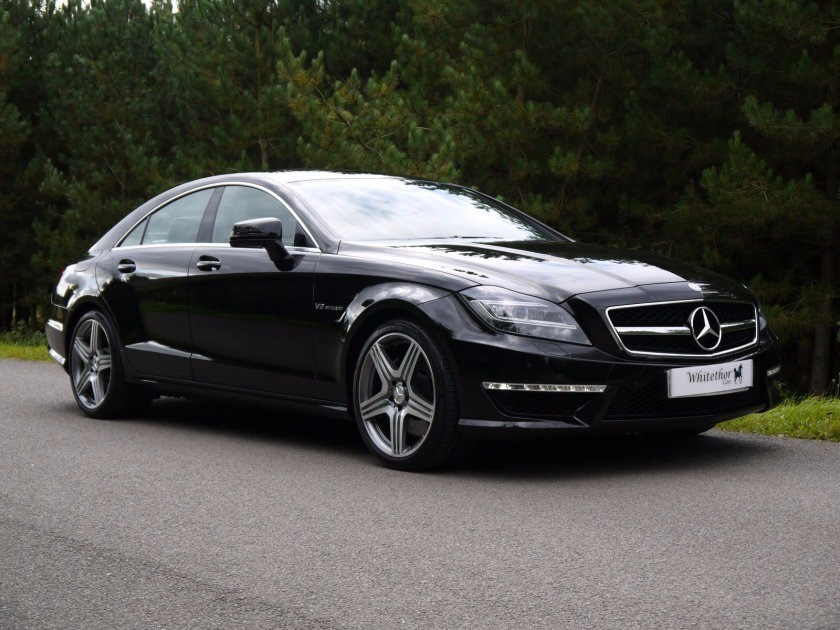 used Mercedes CLS63 AMG  in leicestershire