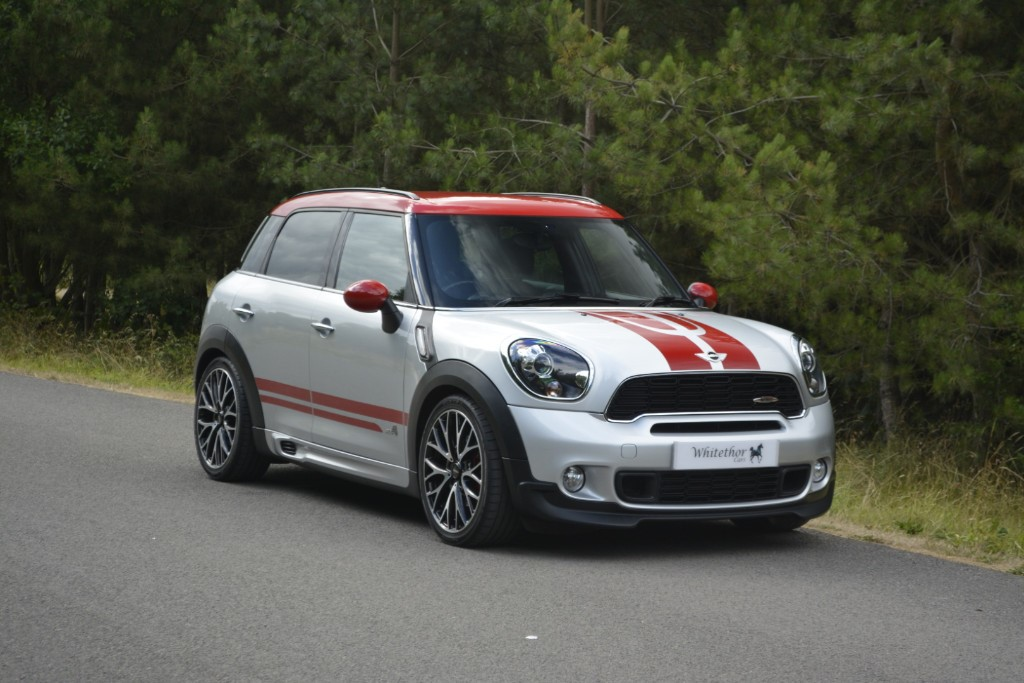 used MINI Countryman JOHN COOPER WORKS in leicestershire