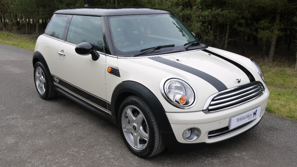 used MINI Hatch COOPER in leicestershire