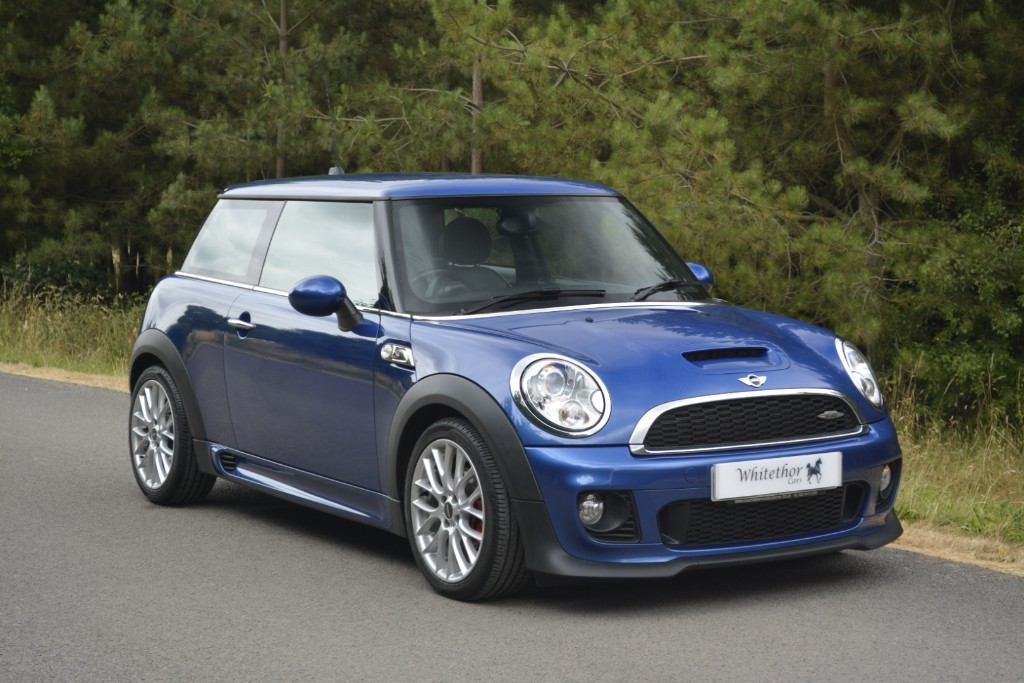 used MINI Hatch COOPER SD in leicestershire