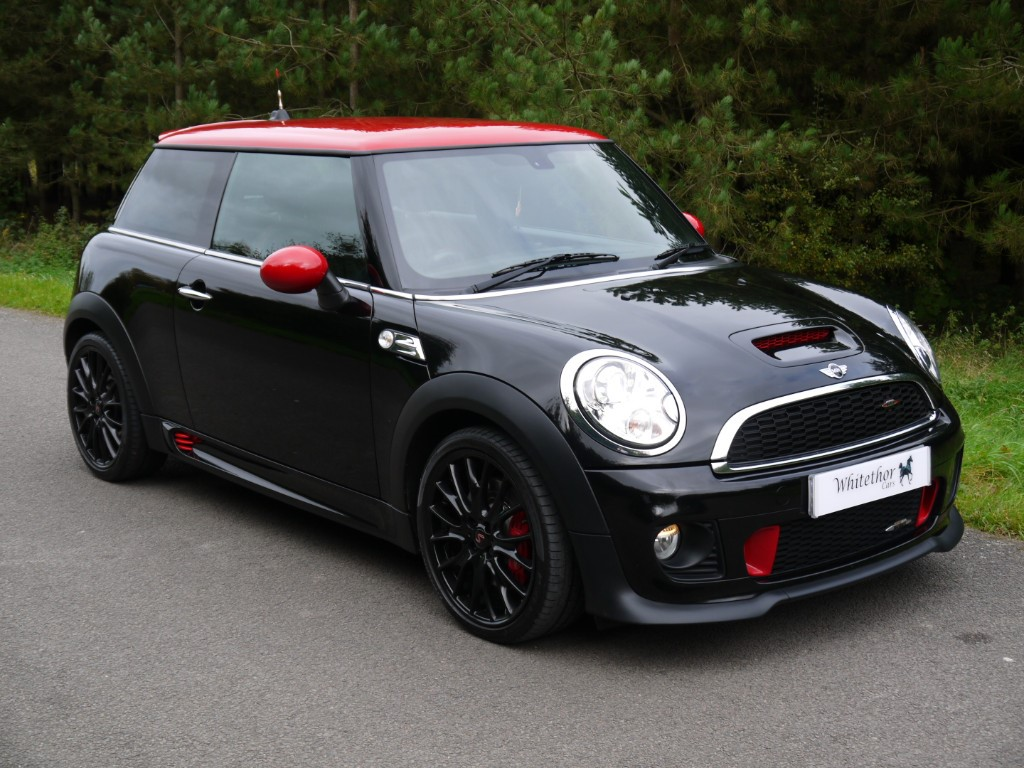 used MINI John Cooper Works JOHN COOPER WORKS in leicestershire
