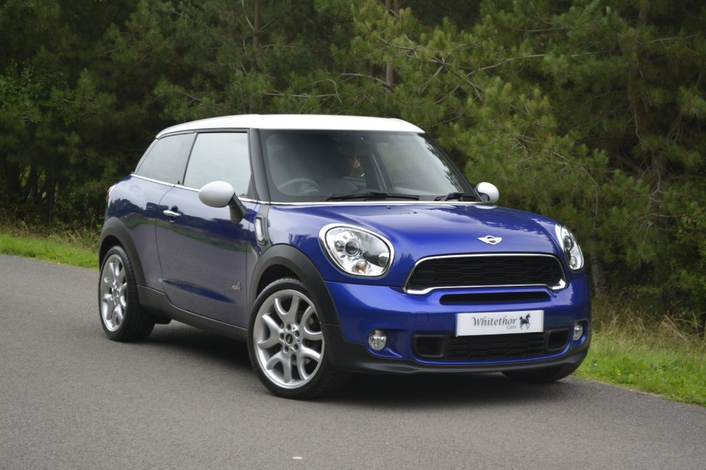used MINI Paceman COOPER SD ALL4 in leicestershire