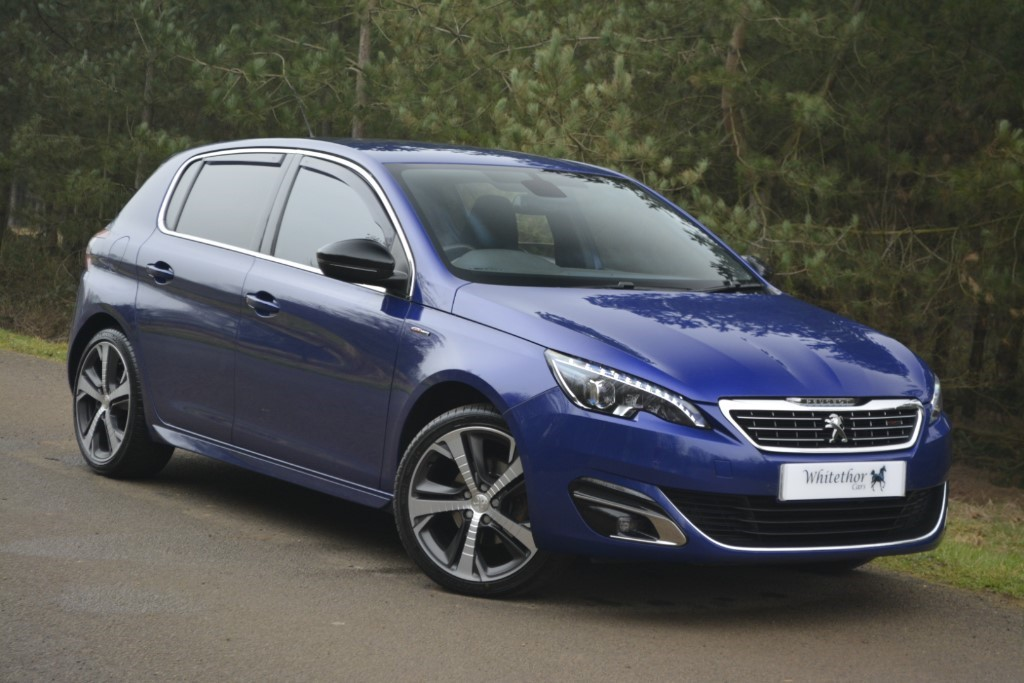 used Peugeot 308 S/S GT LINE in leicestershire