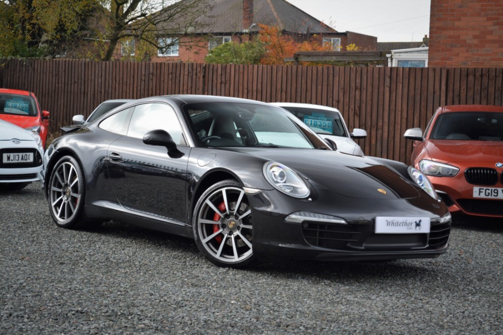 used Porsche 911 CARRERA S PDK in leicestershire