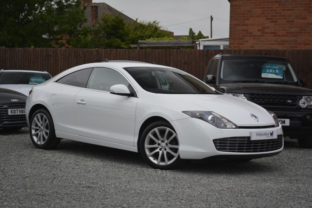used Renault Laguna DCI in leicestershire