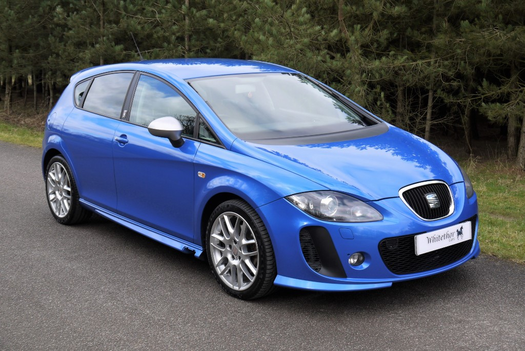 used SEAT Leon TSI FR PLUS SUPERCOPA in leicestershire