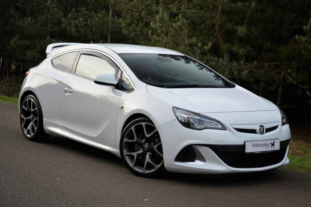 used Vauxhall Astra VXR in leicestershire