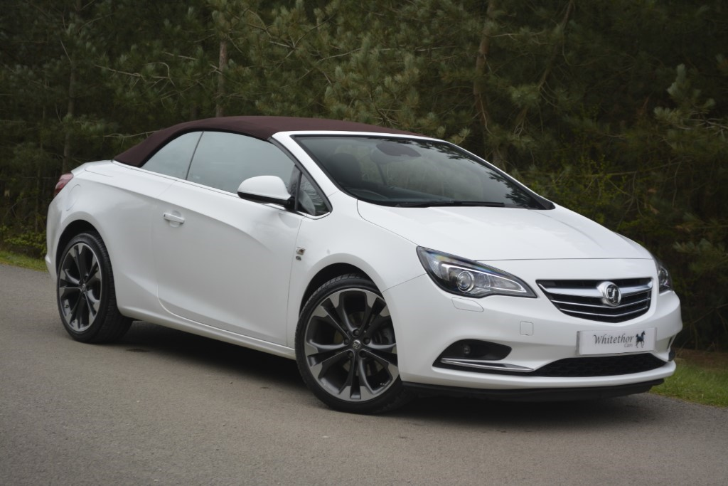used Vauxhall Cascada ELITE CDTI S/S in leicestershire