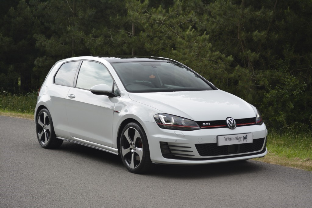 used VW Golf GTI in leicestershire