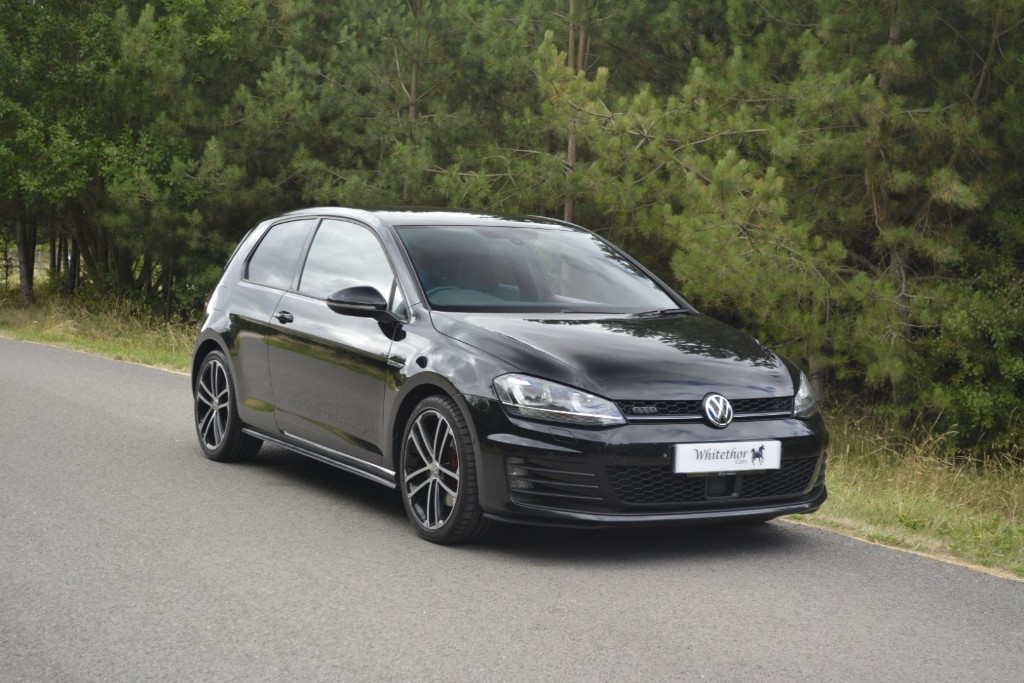 used VW Golf GTD in leicestershire