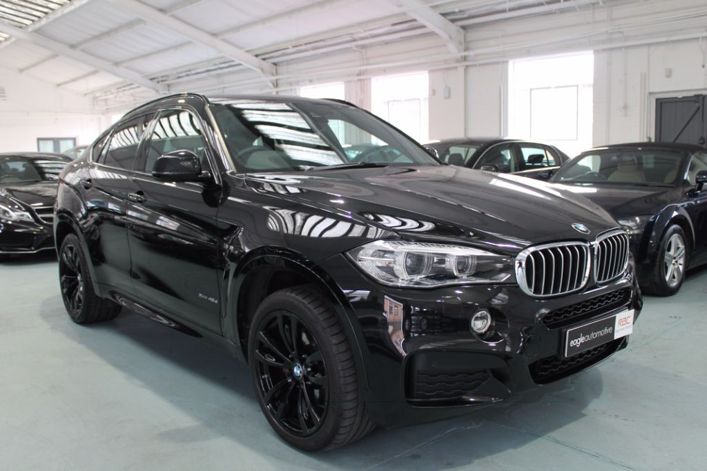 Used Black Bmw X6 For Sale Essex