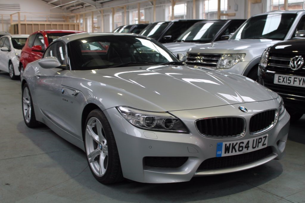 Used Silver Bmw Z4 For Sale Essex