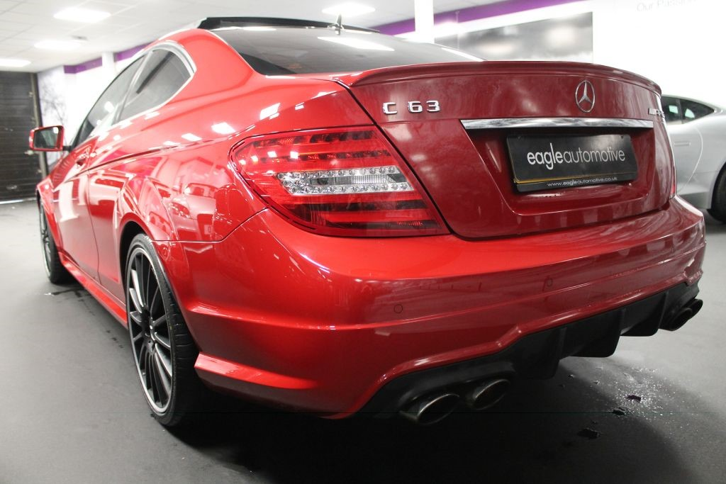 used red mercedes c63 amg for sale essex. Black Bedroom Furniture Sets. Home Design Ideas