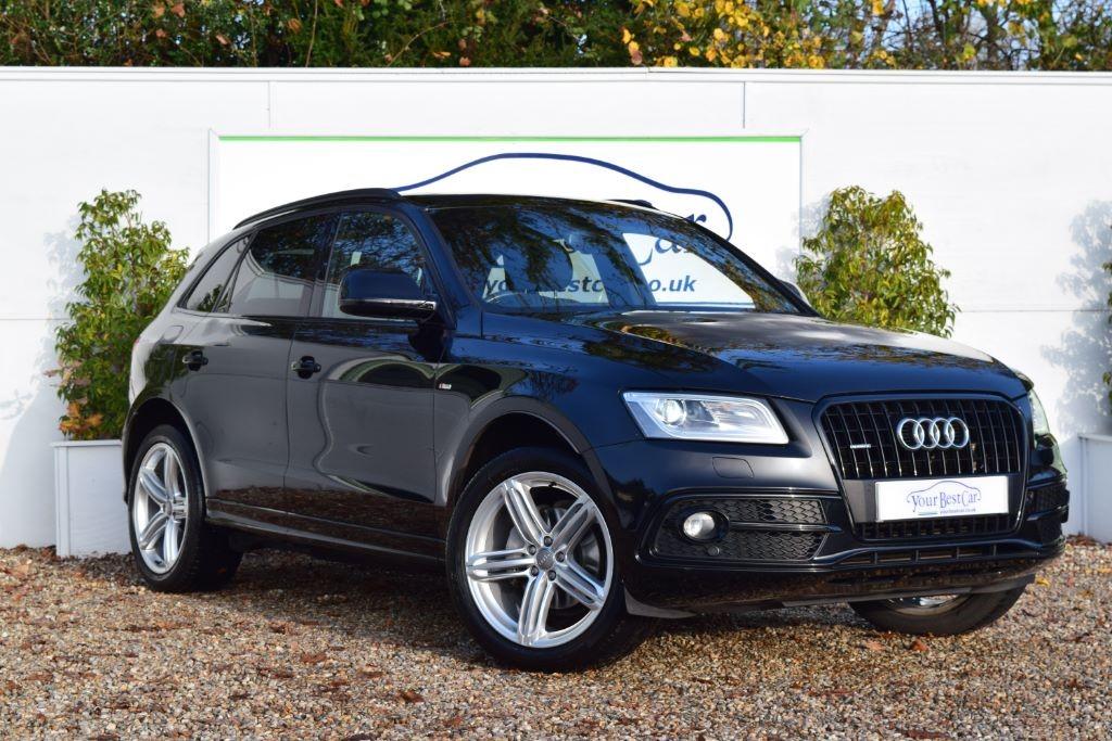 Audi Q5 Used Cars Uk New Used Audi Q5 Cars For Sale Auto Traderused