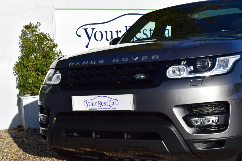 Used Corris Grey Land Rover Range Rover Sport For Sale Kent