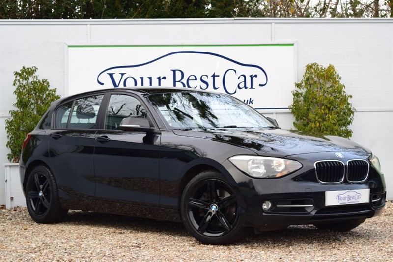 used BMW 120d SPORT in cranbrook-common-kent