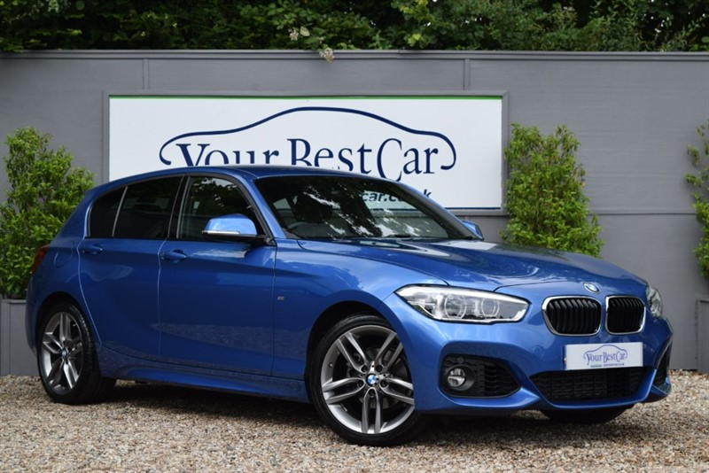 used BMW 118i M SPORT in cranbrook-common-kent