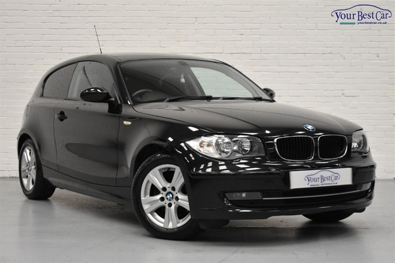 used BMW 120i SE in cranbrook-common-kent