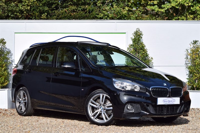 used BMW 220d XDRIVE M SPORT GRAN TOURER in cranbrook-common-kent