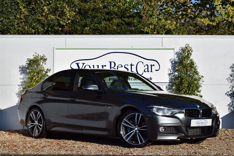 used BMW 320d M SPORT with Plus Pack in cranbrook-common-kent