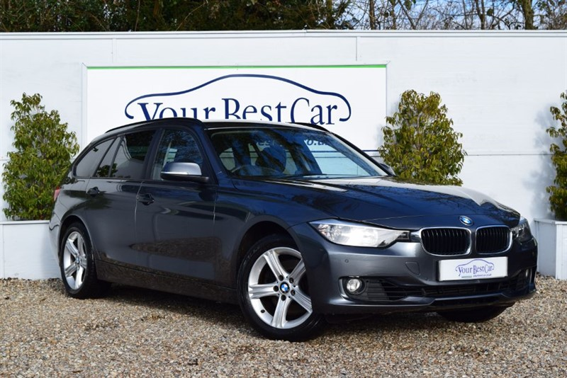 used BMW 330d XDRIVE SE TOURING in cranbrook-common-kent
