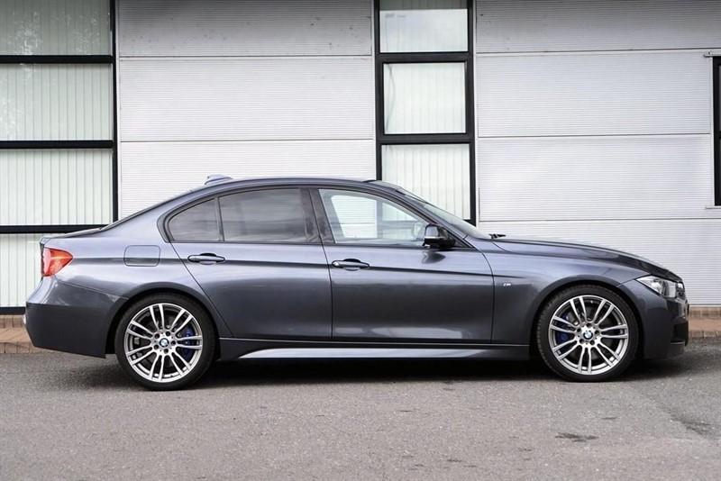 used BMW 330d M SPORT (M SPORT PLUS + PRO MEDIA) in cranbrook-common-kent