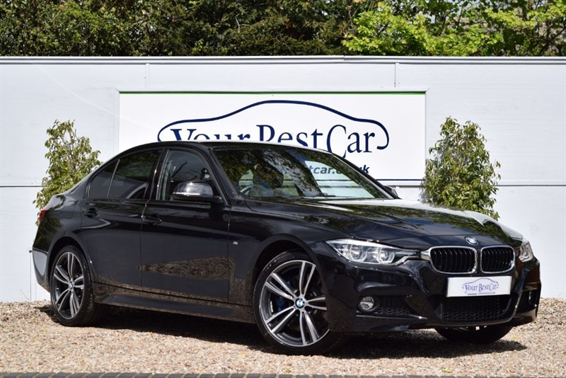 used BMW 330d XDRIVE M SPORT (PRO MEDIA + M SPORT PLUS) in cranbrook-common-kent