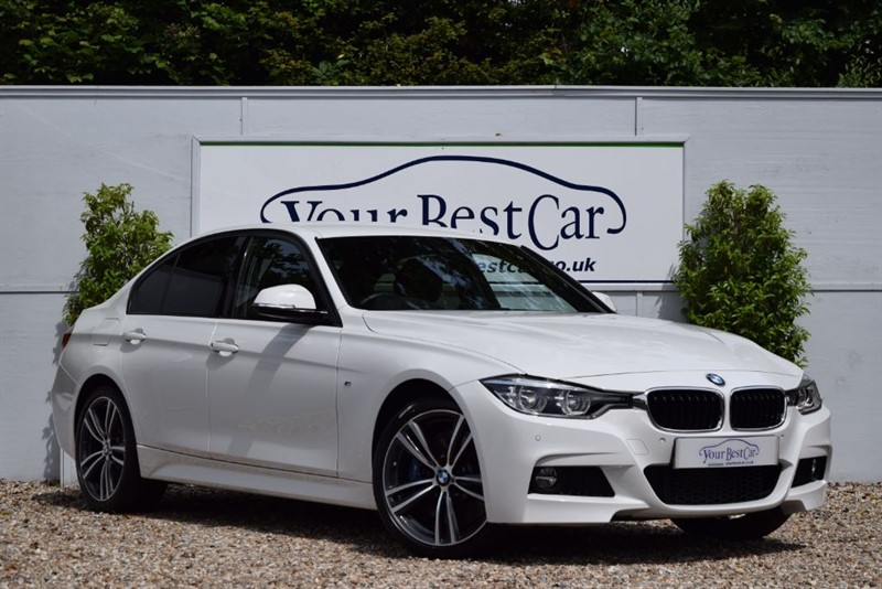 used BMW 330d XDRIVE M SPORT in cranbrook-common-kent