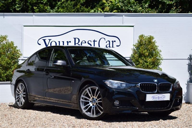 "used BMW 330d M SPORT (PRO MEDIA + FOLDING REAR SEATS + 19"" ALLOYS) in cranbrook-common-kent"