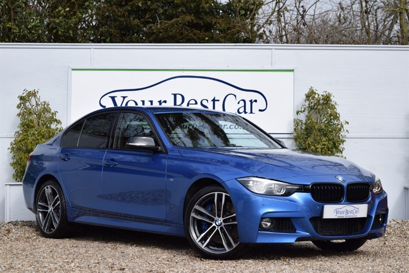used BMW 335d XDRIVE M SPORT SHADOW EDITION in cranbrook-common-kent