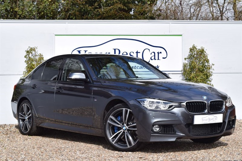used BMW 335d XDRIVE M SPORT (SUNROOF + PRO SAT NAV + ADAPTIVE SUSPENSION) in cranbrook-common-kent