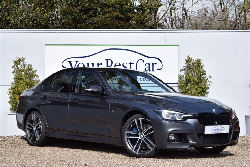 used BMW 335d XDRIVE M SPORT SHADOW EDITION (PRO MEDIA + SUNROOF) in cranbrook-common-kent