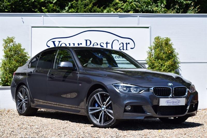 used BMW 335d XDRIVE M SPORT (PRO MEDIA + M SPORT PLUS) in cranbrook-common-kent