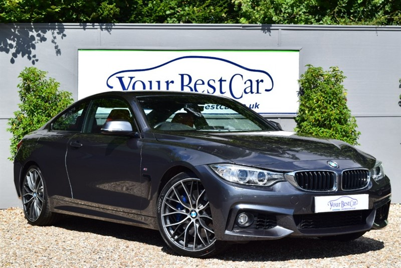 used BMW 440i M SPORT in cranbrook-common-kent