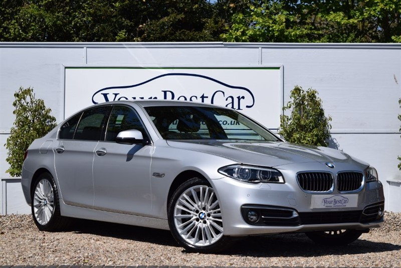 used BMW 520d LUXURY  in cranbrook-common-kent