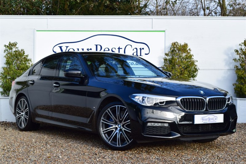 used BMW 530e M SPORT  in cranbrook-common-kent