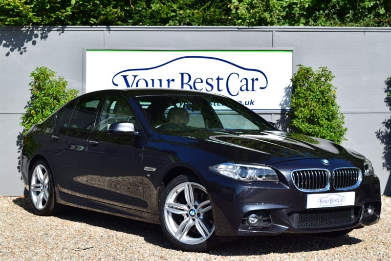 used BMW 520d M SPORT in cranbrook-common-kent