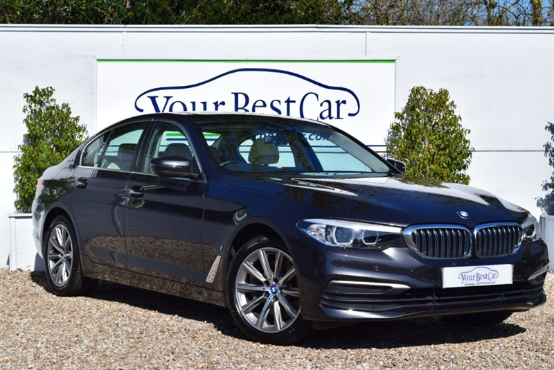 used BMW 530e SE in cranbrook-common-kent