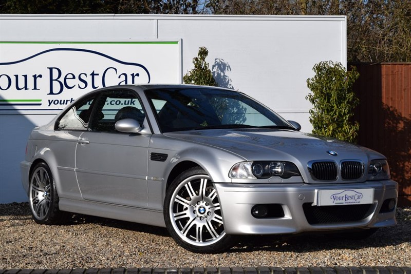 used BMW M3 3.2 Coupe Manual (2 FORMER KEEPERS + FULL BMW SERVICE HISTORY + MANUAL) in cranbrook-common-kent