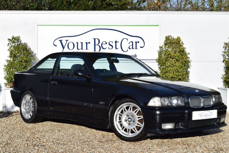 used BMW M3 M Sport Coupe in cranbrook-common-kent