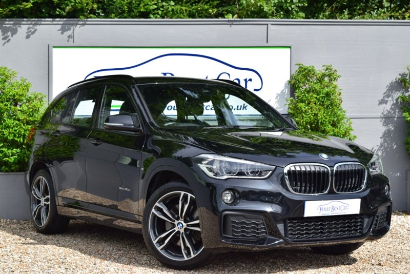 used BMW X1 XDRIVE20D M SPORT in cranbrook-common-kent