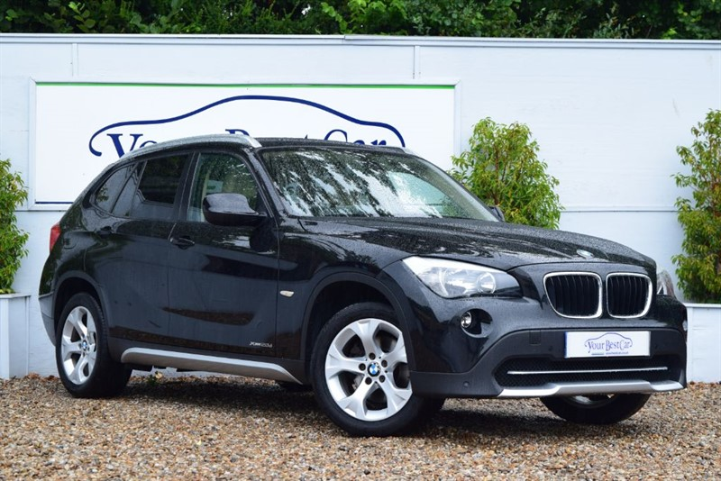 used BMW X1 XDRIVE20D SE with Heated Leather in cranbrook-common-kent