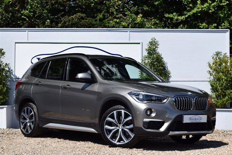 used BMW X1 XDRIVE20D XLINE in cranbrook-common-kent