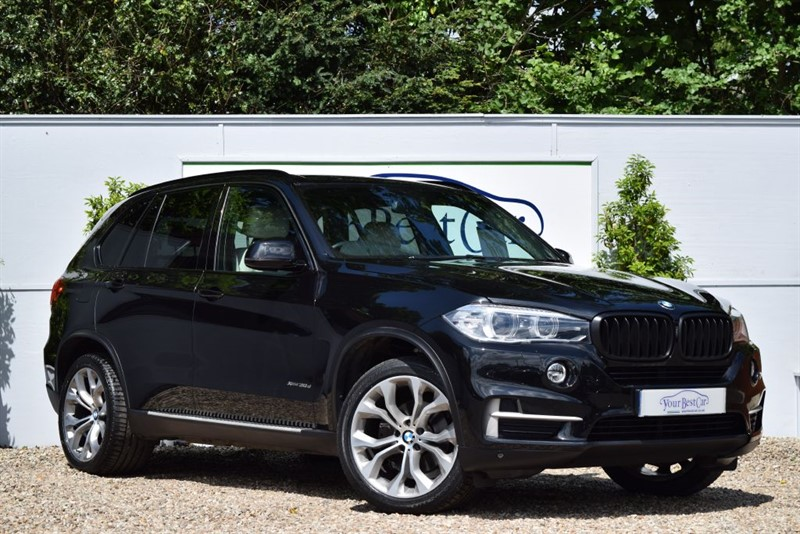 "used BMW X5 XDRIVE30D SE (7 SEATS + REVERSE CAMERA + 20"" ALLOYS) in cranbrook-common-kent"