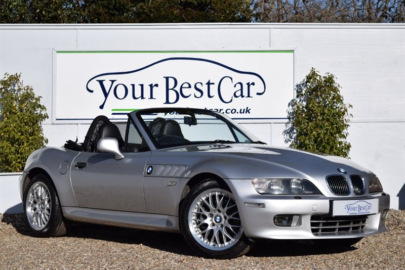 used BMW Z3 ROADSTER in cranbrook-common-kent