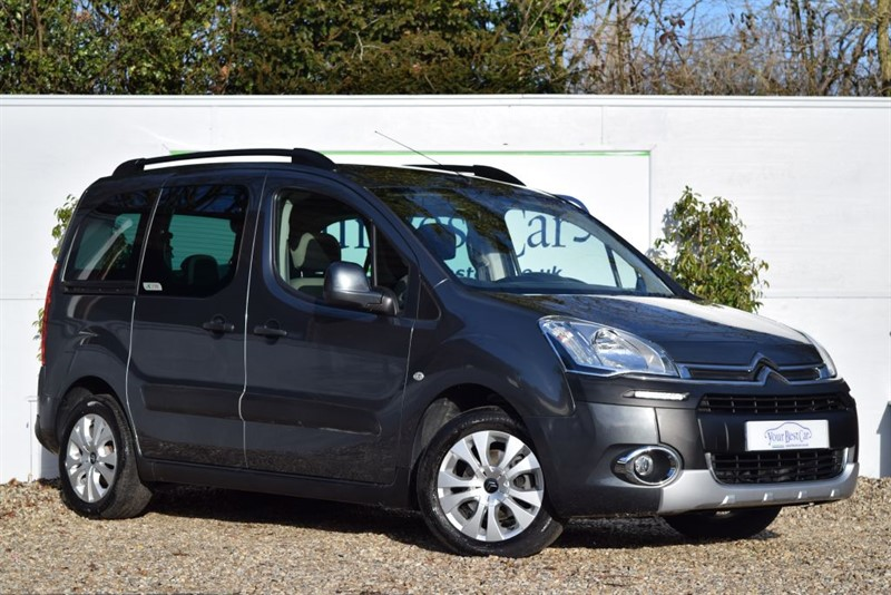 used Citroen Berlingo Multispace HDI XTR with Factory Upgrades in cranbrook-common-kent