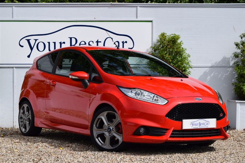 used Ford Fiesta ST-2 in cranbrook-common-kent