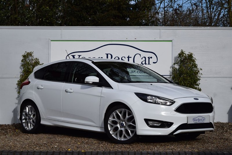 used Ford Focus ZETEC S TDCI with SYNC2 NAV in cranbrook-common-kent