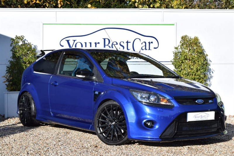 used Ford Focus RS (MASSIVE SPEC + FULL FORD SERVICE HISTORY) in cranbrook-common-kent