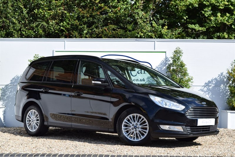 used Ford Galaxy ZETEC TDCI with SAT NAV in cranbrook-common-kent
